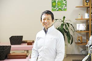 柴田祐幸代表/スポーツトレーナー